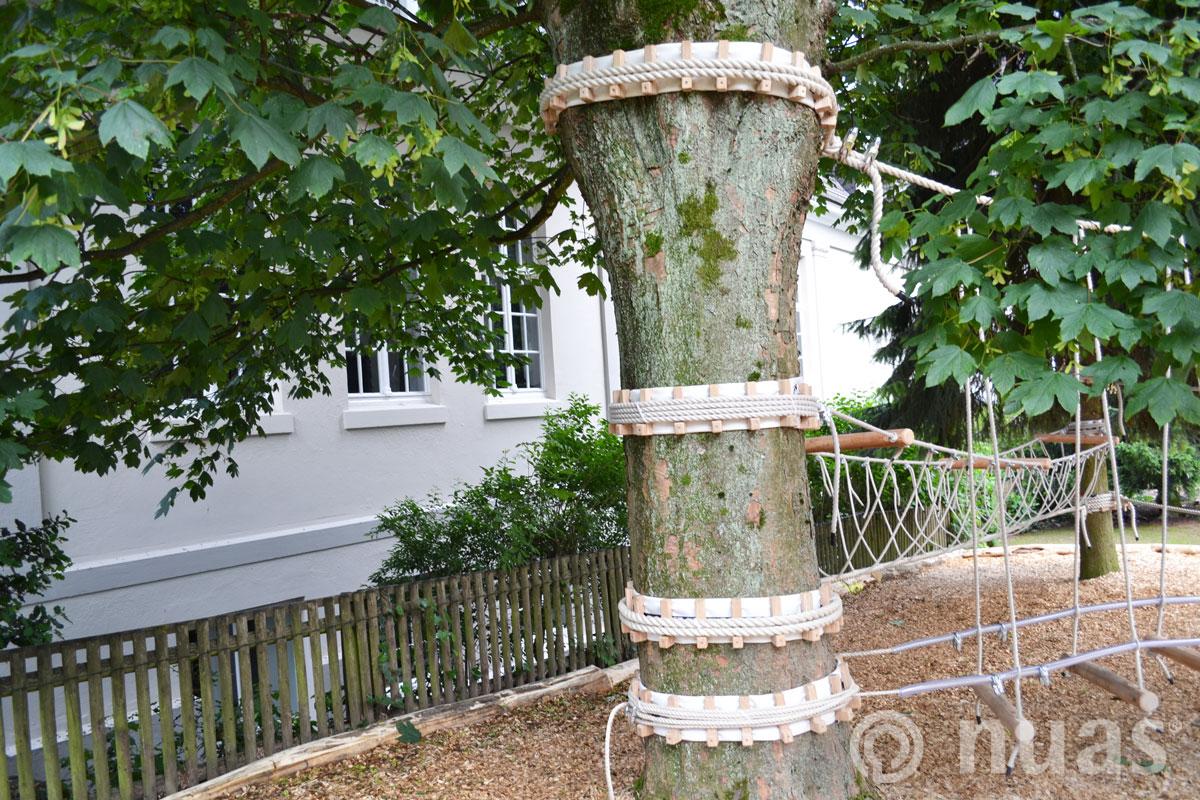 Baumschutz für Seillandschaft - nuas®