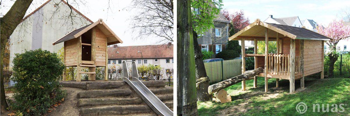 Gipfelhaus und Villa - nuas® für Kindergarten Schule