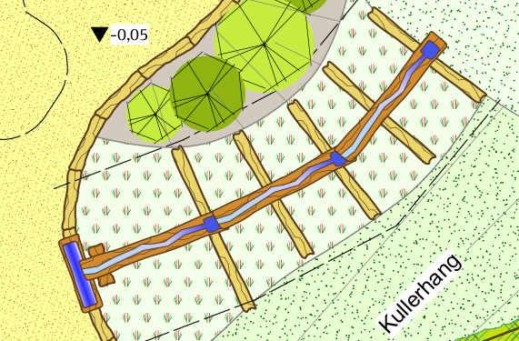nuas Zeichnung WasserspiellandschaftAWO Kleine Strolche Frechen