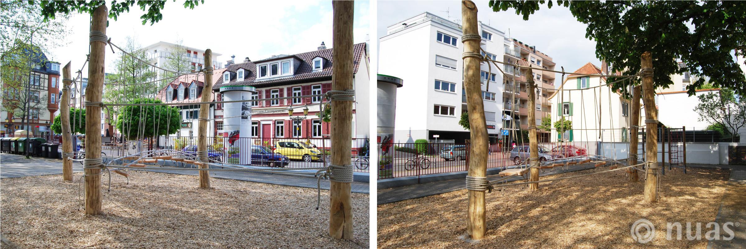 nuas Seillandschaft Kirchnerschule Frankfurt Bornheim