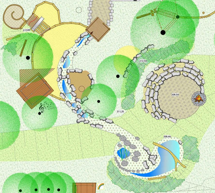 nuas Wasserspiellandschaft U3 Marienfeld Much