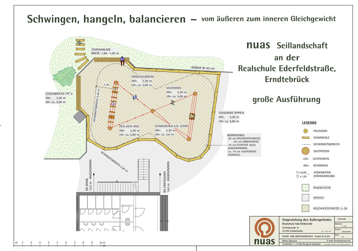nuas Planung Erndtebrück Realschule Ederfeldstraße